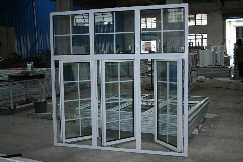 Aluminum Casement Window 7200